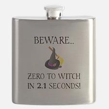 Zero To Witch Flask