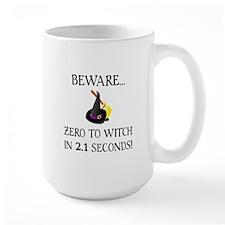 Zero To Witch Mug