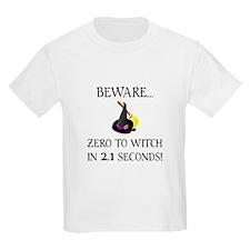 Zero To Witch T-Shirt