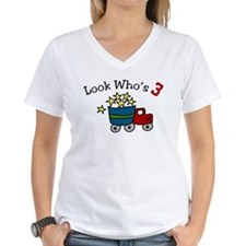 Look Who's 3 Shirt