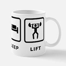Weightlifting Mug