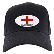 Guernsey Flag Stuff Baseball Hat