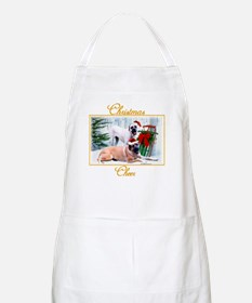 Mastiff Cheer BBQ Apron