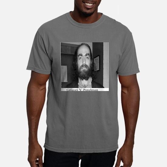 perelman staright pose2 Mens Comfort Colors Shirt