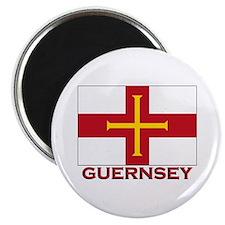 Guernsey Flag Merchandise Magnet