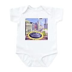 Alien Invasion Infant Bodysuit