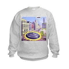 Alien Invasion Sweatshirt
