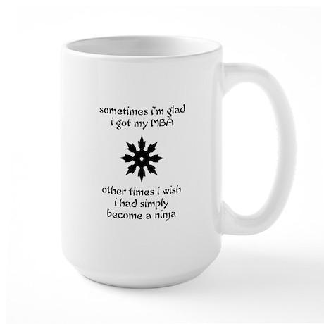 MBAninja copy Mugs