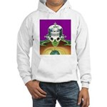 A World With A View Hooded Sweatshirt