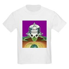 A World With A View Kids T-Shirt