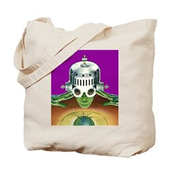A World With A View Tote Bag