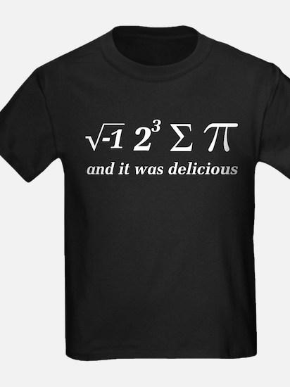 I Ate Some Delicious Pi Math Joke T