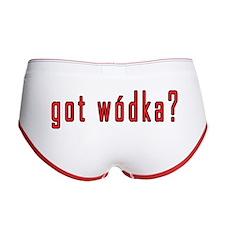 got wodka? Women's Boy Brief