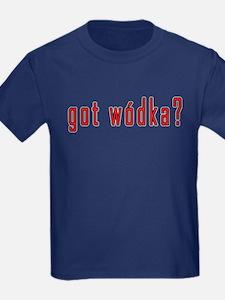 got wodka? T