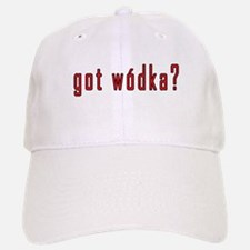 got wodka? Baseball Baseball Cap