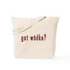 got wodka? Tote Bag