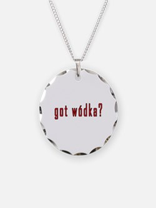 got wodka? Necklace