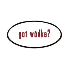 got wodka? Patches