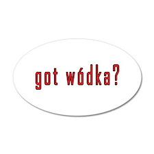 got wodka? Wall Decal