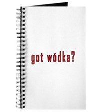 got wodka? Journal