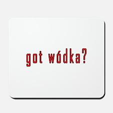 got wodka? Mousepad