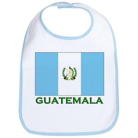 Flag of Guatemala Bib