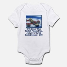 God Listens Infant Bodysuit