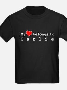 My Heart Belongs To Carlie T
