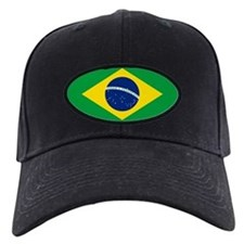 Brazil Flag Baseball Hat