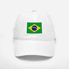Brazil Flag Baseball Baseball Cap