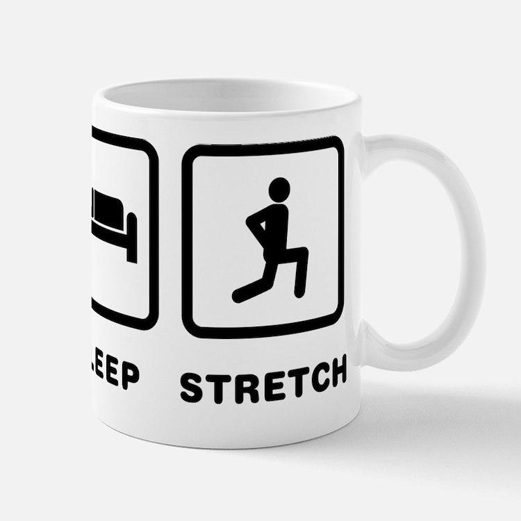 Stretching Mug