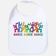 Dance Dance Dance Bib