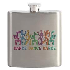 Dance Dance Dance Flask