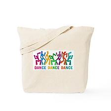 Dance Dance Dance Tote Bag
