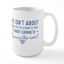 Life Isn't About - Mug
