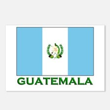 Guatemala Flag Stuff Postcards (Package of 8)