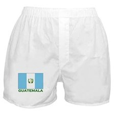 Guatemala Flag Stuff Boxer Shorts