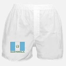 Guatemala Flag Stuff Boxer Shorts