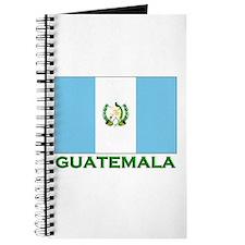 Guatemala Flag Stuff Journal