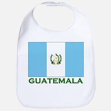 Guatemala Flag Stuff Bib