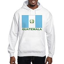 Guatemala Flag Stuff Hoodie