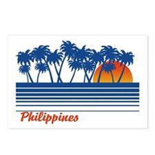 Philippines Postcards (Package of 8)
