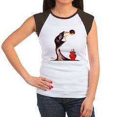 Brief Stories 1922 Women's Cap Sleeve T-Shirt