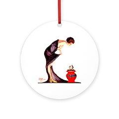 Brief Stories 1922 Ornament (Round)
