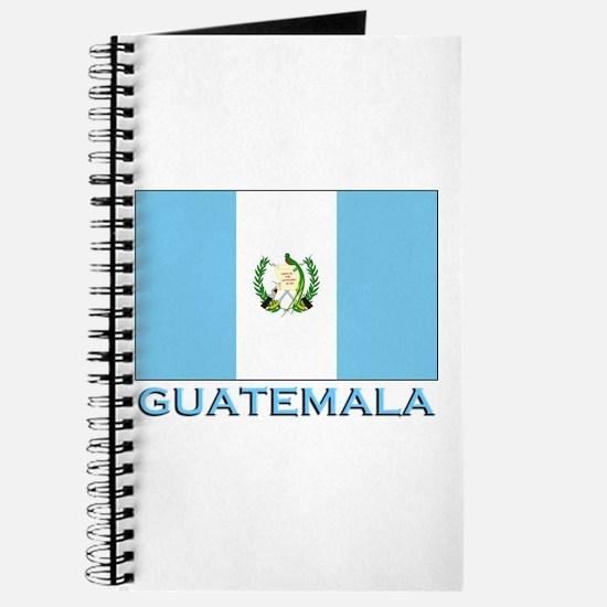 Guatemala Flag Gear Journal