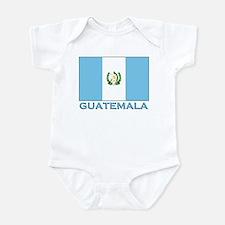 Guatemala Flag Gear Infant Bodysuit