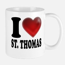 I Heart St. Thomas Mug