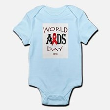 World AIDS day Infant Bodysuit