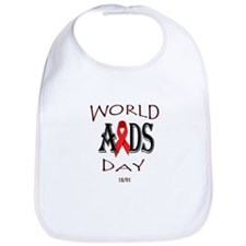 World AIDS day Bib