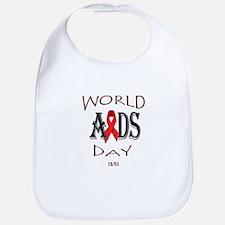 World AIDS day Bib